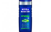 NIVEA  MEN ENERGY  pánský  sprchový gel 250 ml