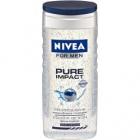 NIVEA MEN  PURE IMPACT  pánský sprchový gel 250 ml