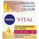NIVEA VITAL  krém Argan Oil a Calcium 50 ml
