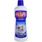 PULIRAPID  tekutý čistič 750 ml odstrańuje vápenaté usazeniny