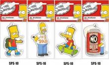 Vůně Power air The Simpsons  Air Freshener BREEZE